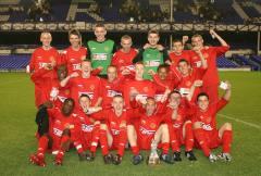 Liverpool Boys U15s win the ESFA Trophy