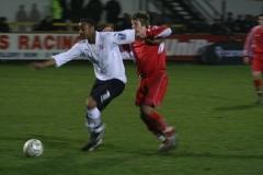 U18 Carnegie Shield - England v Wales
