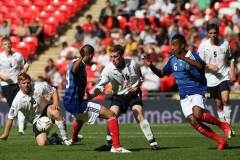 England v France - U18 Schools International