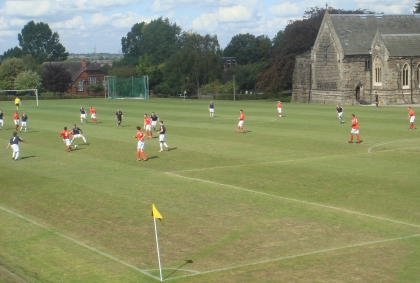 Action from the ESFA Summer Coaching & Development Course 2011