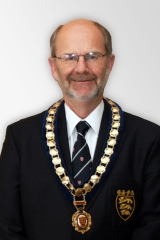 Neil Pont, English Schools' FA Chairman Season 2012-2013