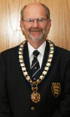 Neil Pont - Chairman of teh English Schools' FA 2012-2013