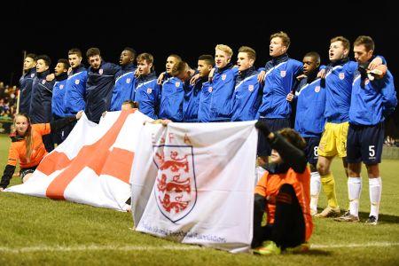 esfa england u18 inspire sport cencentenary sheield wales truro