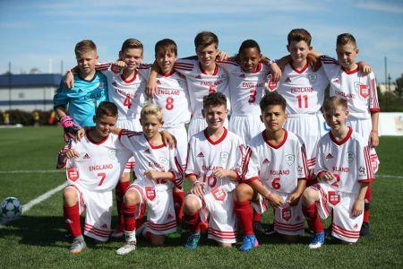 ESFA, Danone, Danone Nations Cup, Re Bull Arena, Team England, Schools FA, Schools Football