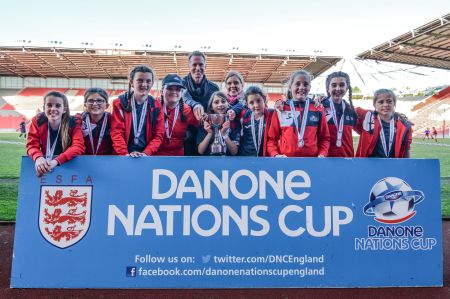 danone, danone nations cup, DNC, ESFA, english schools fa, etihad stadium, winners, winners prize
