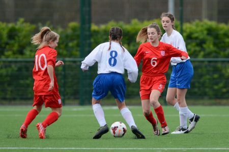 ESFA, Girls football, womens football, Soccer, Football, trils, girls trials,
