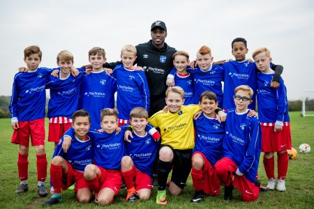 football, schools football, esfa, ESFA, playstation, playstation schools' cup, psschoolscup, antonio, michail, west ham, premier leagiue